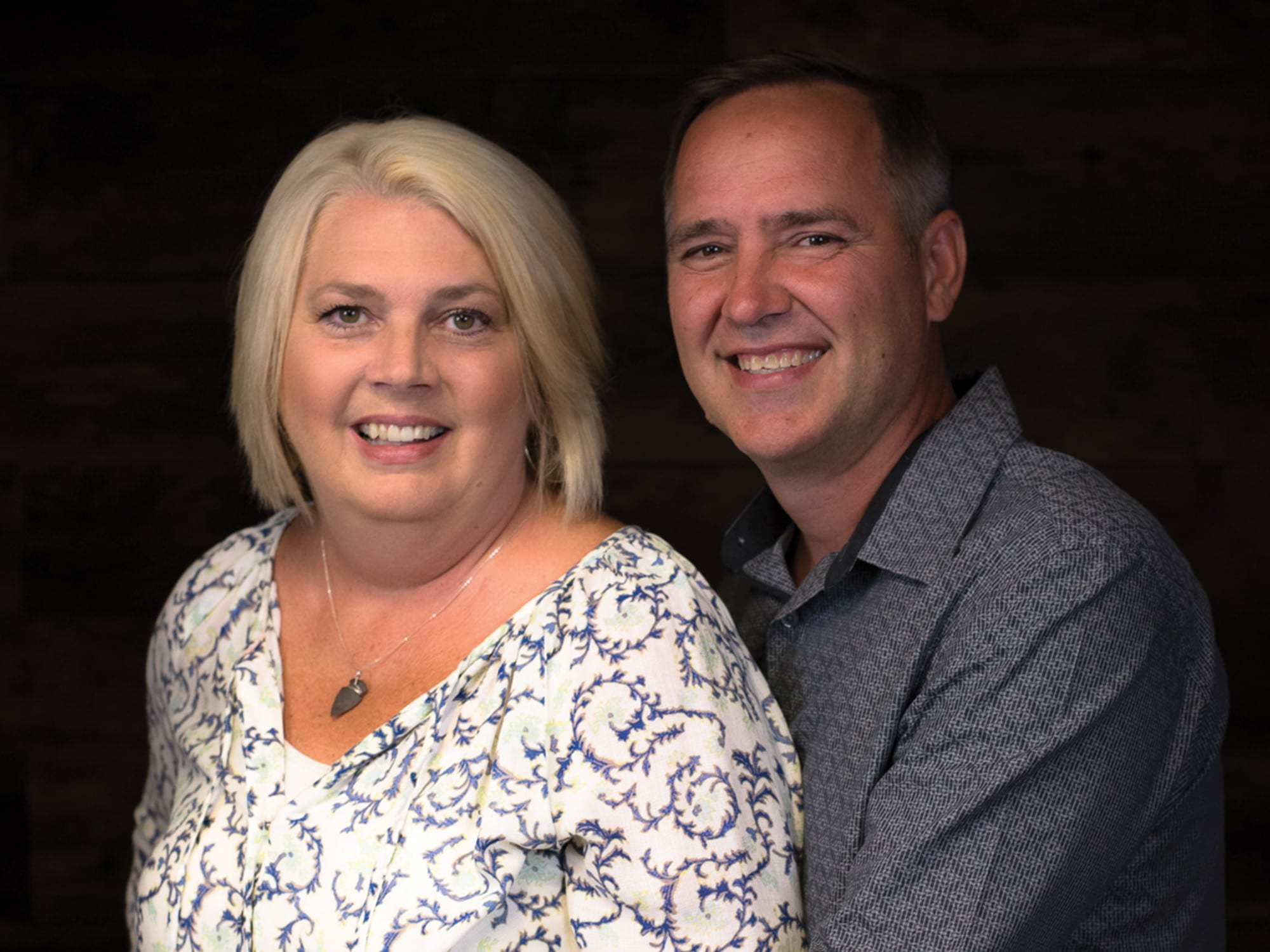 Pastors David and Winona Steunenberg